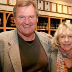 Ed and Carol Lamont. Photo: ODT.