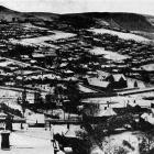 The Kaikorai Valley under a snowy mantle on the morning of August 2. - Otago Witness, 23.8.1916.