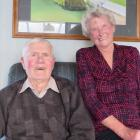 Weston couple Roy and Margaret Kingan at their home this week. Photo by Shannon GIllies.