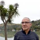 Purakaunui resident Peter Laing  is opposed to a plan to install a toilet at Mouats Bay. Photo by...