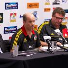 Chiefs boss Andrew Flexman confirmed the players had hired a stripper. Photo: NZ Herald