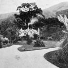 A picturesque station homestead in Canterbury: Mr Tripp's property at Orari Gorge, Geraldine. —...