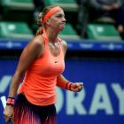 Petra Kvitova. Photo Reuters