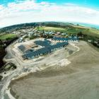 The new $22million Observatory Retirement Village overlooking Oamaru continues to take shape. ...