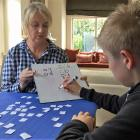 Ari Cornwell works with his Speld New Zealand teacher, Andrea Bright. A variety of strategies are...