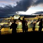 Dunedin's pending cruise ship season is among the bright outlook signals for Otago employment....