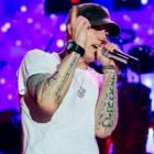 Eminem is taking the National Party to court. Photo NZ Herald.