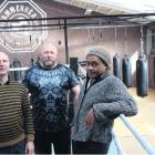 The community spirit of the Hammerhead MMA-Olympic Gym complex in Mosgiel will form the basis of...