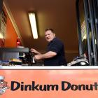 Dinkum Donuts owner Shane Ayers is expanding his business in premises the Dunedin City Council...