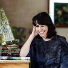 Kirstin Carlin is having her first Dunedin exhibition at Dunedin Public Art Gallery. Photo:...