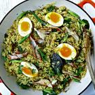 Kedgeree. Photos by Simon Lambert.