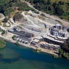 Stage one of the Kawarau Falls development was completed by receivers. Photo: NZ Herald