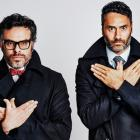 Jemaine Clement (left) and Taika Waititi will return to TV with a spin-off from the pair's...