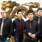 Members of the Portland, Oregon-based Asian-American rock band The Slants. Photo: Reuters
