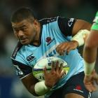 Tolu Latu has been in the Wallabies squad before but didn't play due to sustaining a broken arm....