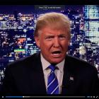 Donald Trump apologises for lewd comments he made about women during a statement recorded by his...