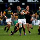 South African rugby is having to face up to some painful questions. Photo Reuters