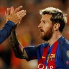 Lionel Messi. Photo Reuters