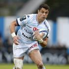 Dan Carter in action for Racing 92. Photo Getty