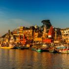 Varanasi lies on the Ganges. Photo: Getty/iStock
