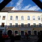 Adolf Hitler was born in Braunau am Inn, Austria in 1889. Photo: Reuters