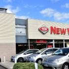 Foodstuffs is not releasing any details about a proposed redevelopment of Centre City New World....