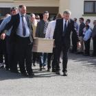 Members of the Kurow Rugby Club, the Glenavy Rangers cricket team, friends and family of...