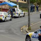 Dunedin police responded to reports of armed men entering a house in Clyde Hill yesterday. Photo...