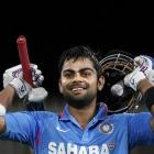 Virat Kohli top-scored for India as they beat New Zealand easily in the first ODI.