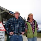 Albert Town Camp Ground camp rangers Nick Todd and Mel Firth will try to restrict  drunken...