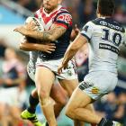 Jared Waerea-Hargreaves in action for the Roosters. Photo: Getty Images