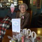 Bessie Pearson and Prince Charles share a birthday, although 32 years separate them. Photo by...