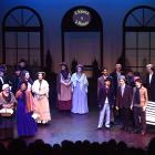 A Christmas Carol by Philip Norman at the Mayfair Theatre on Saturday night. Photo: Peter McIntosh.