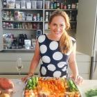 Food blogger Claire Deeks advises putting one day a week aside to do a ''batch'' cook. Photo...