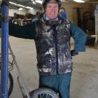 Top jockey David Walsh is dipping his toes into the harness racing waters at the All Stars...