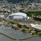 Forsyth Barr Stadium has begun to lift Dunedin's image, the writer says, although it is not our...
