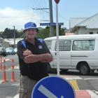 St Clair resident Neil Burrow says the council should have removed dangerous cycleways next to...