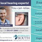 Audiology South - Your Local hearing experts