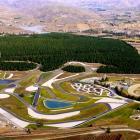 Highlands Motorsport Park.