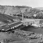 The Burnside, Dunedin, freezing works of the New Zealand Refrigerating Company Ltd. — Otago...