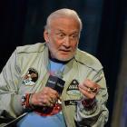 Buzz Aldrin. Photo Getty
