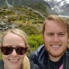Andrew and his wife were travelling from Milford Sound when the left behind their camera on the bus. Photo: Andrew Williams