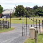 The Grange homestead on Main South Rd, East Taieri, forms part of a more than 20ha plot of land...