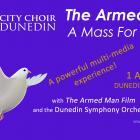 City Choir Dunedin presents The Armed Man.