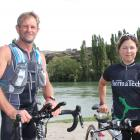 Alexandra endurance athletes Murray Booth and Fiona Dowling are ready for next month's Coast to...