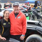 Ariana Daniel and Shane McIntyre, both of Cromwell, have their last hurrah as locals before...