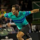 Kiwi Artem Sitak will be in action during a bumper day at the ASB Classic. Photo: Getty Images