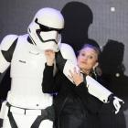 A Disney spokeswoman declined to comment on whether Princess Leia would appear in films beyond ...