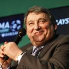 Former England manager Graham Taylor has died aged 72. Photo: Reuters