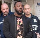Hip hop podcast host Darryl Campbell, host name Taxstone, has been refused bail. Photo: Twitter